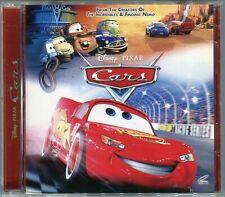 2006 Cars - Original Video CD VCD Set Disney Pixar Rare Out Of Print! Last One!