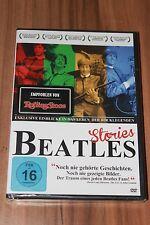 Beatles Stories (2013) (DVD) (28410649) (Neu+OVP)