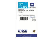 Epson T7892 XXL Tintenpatrone - Cyan