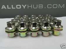 LAND ROVER DISCOVERY 3/4 STAINLESS STEEL WHEEL NUTS SET X20 RRD500510 (2004-2015