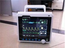 CONTEC Multiparameter ICU/CCU Patient Monitor,ECG+NIBP+Pulse Rate+SPO2 Promotion