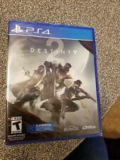 BRAND NEW Destiny 2 (Sony PlayStation 4, 2017) PS4 FACTORY SEALED NIP