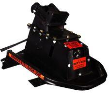 "42"" Brush Eliminator Mini EXCAVATOR Cutter Mower land cleanup USA made FREE SHIP"