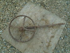 Horse Drawn Cultivator Implement Wheel