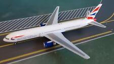 JC Wings 1:400 Boeing 767-300ER British Airways G-BZHA Ref: XX4086