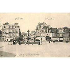 [14] Deauville - La Place Morny.