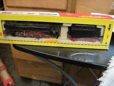 Fleischmann HO Vintage Steam Metal Loco & Tender #1364S W/Box & Tested