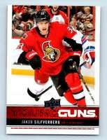2012-13 Upper Deck Young Guns Jakob Silfverberg RC #238