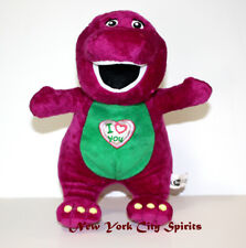 "Barney Plush Singing "" I Love You"" Song 9 Inches"