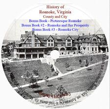 Roanoke County & City History - Virginia Genealogy