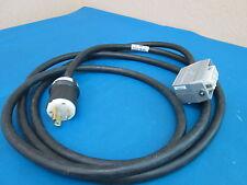 Power Cord M/N P--136-29-MSHA 10AWG 3/C SOOW 600V Water Resist. 530-2265-02