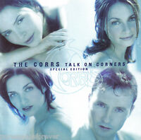 THE CORRS - Talk On Corners: Special Edition (UK 15 Track CD Album)
