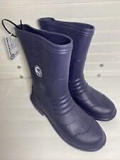 Marlin Deck Boots Lightweight All Purpose Fishing Boots purple - size 13