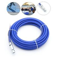 "10M 1/4"" 5000PSI High-pressure Tube Airless Paint Hose For Airless Sprayer Gun"