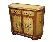 Lacquer Wooden Cut Corner Cabinet Model 2008-251