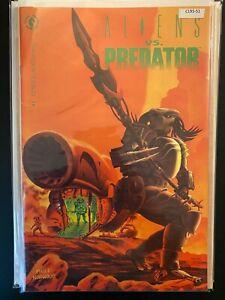 Aliens vs Predator #1 1990 High Grade 9.4 Dark Horse Comic Book B85-13