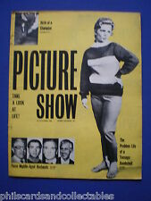 Picture Show magazine - Oct 1st 1960