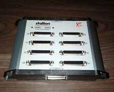 Stallion Technologies 990204 Easy Connection XP 8 Port 8x db25 rs232 NUOVO & OVP