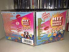 2 CD HIT MANIA DANCE ESTATE 1995 TI.PI.CAL. U.S.U.R.A. DATURA NETZWERK PREZIOSO