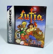 LUFIA THE RUINS OF LORE für Nintendo GBA - NEU in Folie GameBoy Advance game boy