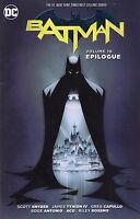 Batman TPB New 52 Volume 10: Epilogue Softcover Graphic Novel