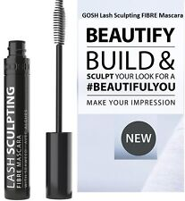 GOSH Lash Sculpting Mascara - antioxidant rich Nordic seaweed- 10 ml/0.3 fl.