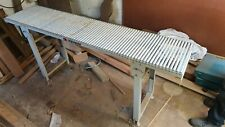 More details for conveyor roller run out table rochman