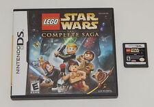 Nintendo DS Lego Star Wars The Complete Saga
