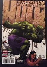 Totally Awesome Hulk #23 Frank Cho Cover NM 2017 First Print