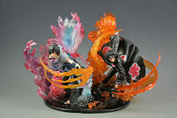 NEW NARUTO SUSANOO Uchiha Itachi Figure Uchiha Sasuke SUSANOO IN BOX 20CM