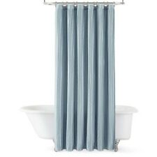 Royal Velvet® Crashed Waves Shower Curtain, 72x72in, Toasted Taupe A102