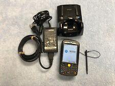 Locked As-Is Symbol Motorola Mc55A Mc55 Wireless Laser Barcode Scanner