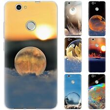 Dessana Soap Bubbles Frost TPU Protective Cover Phone Case Cover For Huawei
