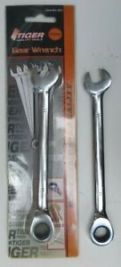 11mm Metric Ratchet Combination Spanner Set Gear Wrench