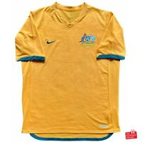 Authentic Nike Australia Socceroos 2006-08 Home Jersey. Size L, Excellent Cond.