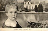 CPA AK Unseres Kaisers Kinderjahre 1834 GERMAN ROYALTY (868171)