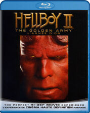 HELLBOY II: THE GOLDEN ARMY (BLU-RAY) (BILINGUAL) (BLU-RAY)