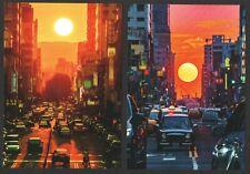 REP. OF CHINA TAIWAN 2020 SUNSETS OF TAIWAN CITY COMP. SET OF 2 POSTCARD MINT NH