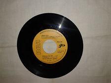 "Anna Oxa / Ricky Shayne –Disco Vinile 45 Giri 7"" Edizione Promo Juke Box"