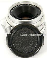 Lens Cap 39mm for LEICA E39 Summicron 2/50 ELMAR 2.8/50 SUMMARON Elmarit-M 90mm