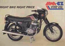 JAWA 638 639 640 WORKSHOP SERVICE MANUAL - 225pgs for Motorcycle Service Repair