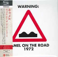 CAMEL-CAMAL ON THE ROAD 1972-JAPAN MINI LP SHM-CD  Hi25