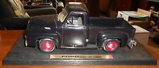 maisto 1:18 diecast 1953 ford F-100 flairside pickup