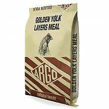 Argo Golden Yolk Layers Meal - 20kg - 529346