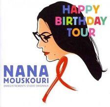 Happy Birthday Tour by Nana Mouskouri (CD, Apr-2014, Decca)