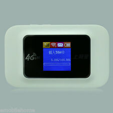 Kinle K5 4G / 3G LTE 150Mbps Wireless Mobile WiFi Hotspot Router