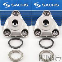 2x SACHS 802407 + 802409 Federbeinlager Domlager vorne Jumper Ducato Boxer