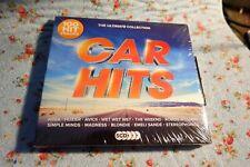 5xCD New Boxset Fast Freepost 100 Car Hits Ultimate Driving Songs Abba Avicii