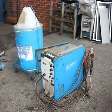 Cigweld TRANSMIG 310 704838 3 phase Mig Welder wheel wire feeder 15KVA 300A