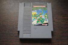 Jeu TEENAGE MUTANT HERO TURTLES (Tortues Ninja) pour Nintendo NES (PAL)